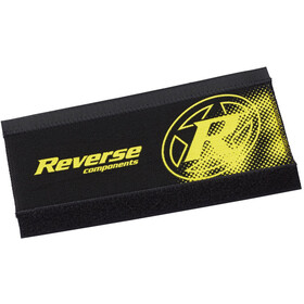 Reverse Neoprene Chain Stay Guard Part Protection yellow/black